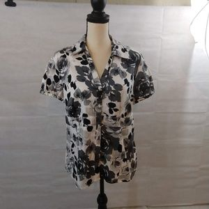 Dressbarn Blouse - Size XL - Button Down